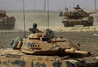 کشته شدن ۹ سرباز ترکیه در عفرین سوریه
