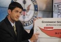 After Years Of Deficit Doomsaying, Republicans Go On Massive Spending Spree