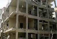 حمله هوایی روسیه به غوطه شرقی جان ۳۷ غیر نظامی را گرفت