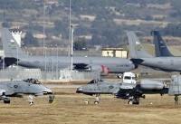 آمریکا پایگاههای هوایی خود در قطر و ترکیه را تعطیل میکند