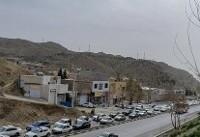هراز یکطرفه شد/ ترافیک سنگین در محورهای هراز و فیروزکوه