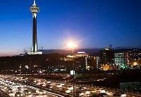برج میلاد به احترام زمین خاموش میشود