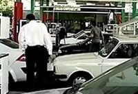 رکورد شکنی مصرف بنزین در سال ۹۶