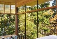 سفری به یک خانه جنگلی بی نظیر (+تصاویر)