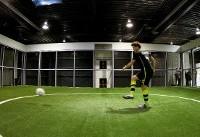 کی روش با «قفس فوتبالی» سرعت تیم ملی را بالا می برد(+عکس)