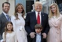 اعضای خانواده ترامپ را بشناسید+تصاویر