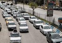 تشریح بار ترافیک صبحگاهی شهر تهران