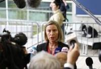وزرای خارجه اتحادیه اروپا 'تصمیمی درباره تحریم تازه علیه ایران نمیگیرند'