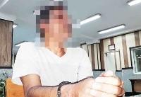 اعتراف برادر به قتل مرد آزارا سوار