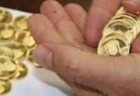 قیمت سکه تمام در بازار ریزش کرد