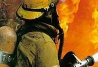 آتشسوزی محل اسکان زائران ایرانی در نجف اشرف