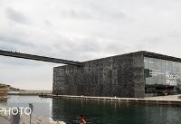 «مارسی» شهری دارای سواحل شکوهمند (عکس)