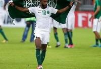 تیم ملی فوتبال عربستان به مصاف ایتالیا میرود