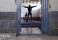 تست دوپینگ از نفرات برتر انتخابی تیم ملی کشتی فرنگی