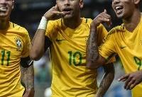 خبر خوب نیمار برای PSG و سلسائو