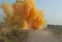 بیشترین گاز خردل در جنگ تحمیلی علیه ایران استفاده شده است
