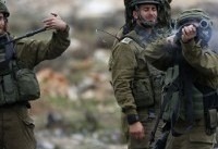 تیراندازی نظامیان صهیونیست در نوار غزه/چندین فلسطینی مجروح شدند
