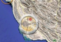 زمینلرزه ۵.۹ ریشتری در بوشهر | دود سفید از کوه برخاست؛ آماده باش نیروها