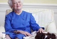 AP PHOTOS: Former first lady Barbara Bush through the years