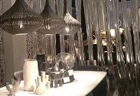 نمایشگاه مبلمان و تزئینات داخلی ساختمان در میلان ایتالیا