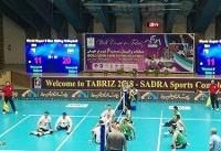 تیم والیبال نشسته ایران سهمیه پارالمپیک ۲۰۲۰ را کسب کرد
