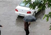 آغاز بارش باران در کشور/ گردو غبار به ۳ استان رسید