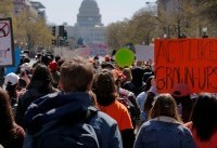 These Are The Students Walking Out Of School To Protest Gun Violence