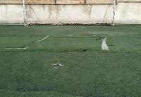 حاجیلو: فوتبالیستهای ناشنوا به جای زمین چمن روی آسفالت تمرین میکنند!