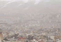(تصاویر) آلودگی هوای سنندج