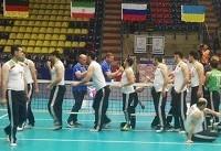 لیگ جهانی والیبال نشسته/ تبریز؛ پیروزی ایران مقابل اوکراین در سومین بازی
