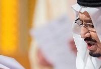 عربستان از سرنگونی یک پهپاد در اطراف کاخ پادشاهی در ریاض خبر داد