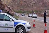 ترافیک نیمهسنگین در آزادراه کرج-قزوین/ اعلام محورهای مسدود
