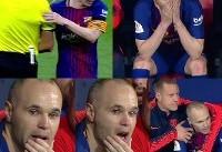 آخرین اشک های اسطوره (عکس)