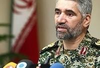 سردار فضلی فرمانده دانشگاه افسری امام حسین (ع) شد