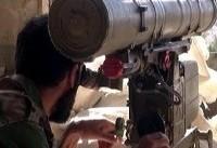 فرمانده داعش در جنوب دمشق کشته شد