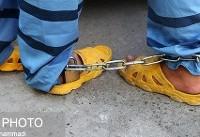 دستگیری سارق مسلح طلافروشی رشت
