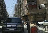 نمونهبرداری از حملات شیمیایی سوریه بالاخره انجام شد