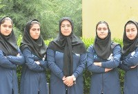 Four girls to represent Iran at Asian Weightlifting Championships