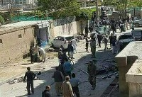 انفجار انتحاری در مرکز انتخابات در کابل/ ۱۲ قربانی تا این لحظه