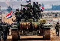 آخرین تحولات میدانی در القلمون/ ادامه درگیری ها بین گروه های تروریستی/ جیش الاسلام ۷۵ تانک خود ...