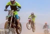 تیم ملی موتور کراس ایران به مسابقات قهرمانی آسیا میرود