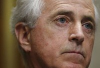 Sen. Bob Corker Not That Excited About The Leading Republican To Replace Him