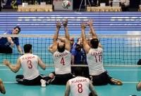 پیروزی قاطع تیم ملی ایران برابر آلمان