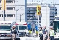 ۱۰ کشته و ۱۶ زخمی در اصابت خودرو به رهگذران در تورنتو/ شناسایی هویت مظنون حادثه