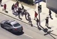 چندین کشته و زخمی در پی حمله خودرو ون به عابران پیاده در تورنتو+فیلم