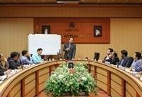 برگزاری دوره آموزشی حفاظت اسناد ستاد مرکزی مبارزه با قاچاق کالا و ارز