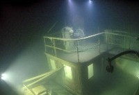 Century-old sunken ship preserved in perfect condition beneath Lake Superior