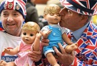 Royal baby: Duchess of Cambridge in hospital after going into labour - latest news