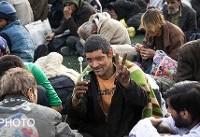 کُددار شدن معتادان متجاهر با «اسکن عنبیه»/ صدور اوراق هویتی برای آنها