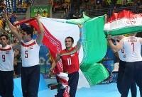 قهرمانی ایران در لیگ جهانی والیبال نشسته